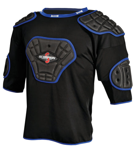Scorpion Vest Mens - Blue