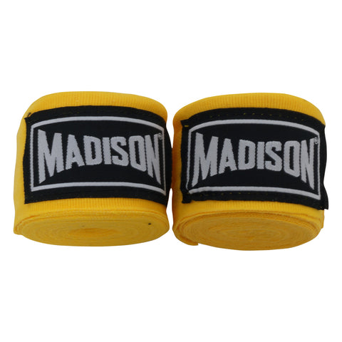 5M Boxing Hand Wraps - Yellow