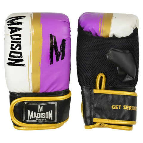 Mission Boxing Mitts - Violet