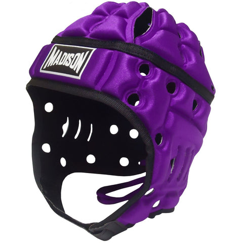 Air Flo Neon Headguard - Purple