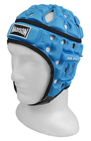 Air Flo Neon Headguard - Sky Blue Large
