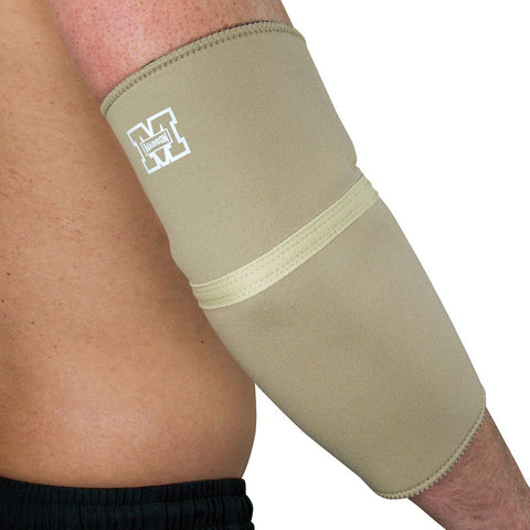 Elbow Heat Therapy - Skin