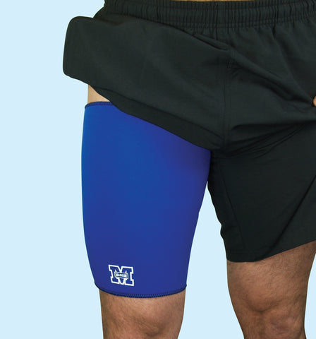 Thigh/Hamstring Heat Therapy - Blue