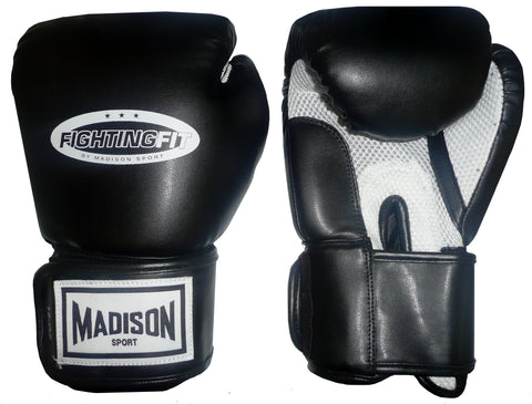 Fighting Fit Training Gloves - Black