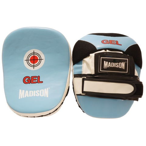 GEL Focus Mitts - Light Blue