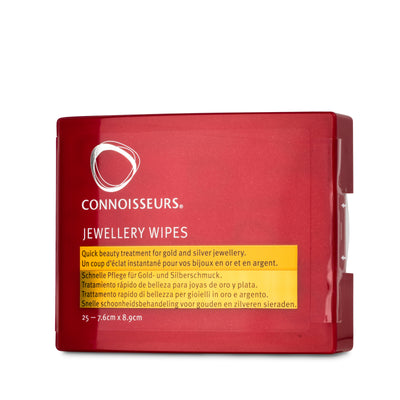Connoisseurs Jewellery Wipes