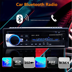 Rádio Do Carro,mp3, com Bluetooth, AUX-IN FM U Disco ,com controle Remoto