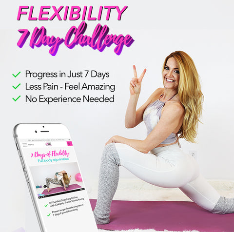 7 Day Flexibility Challenge