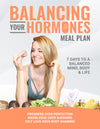 "Balancing Hormones ""Customized Macros"" Meal Plan"