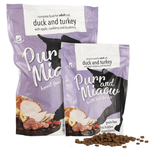 Grain-Free Dry Food for Cats