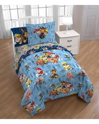 Remarkable Paw Patrol Twin Bed Set