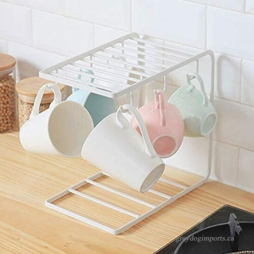 Classy Coffee Cup Rack