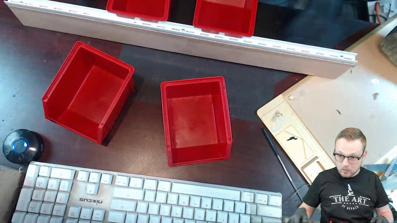 On This episode of the Art of Repair, Justin finds a little golden nugget on the internet detailing a quick method to create amazingly cheap and stable storage bin ...