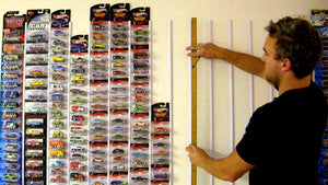 In this video I will show you how I create diecast displays for just a few dollars