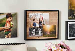 A photo collage is a great way to preserve your special moments by combining multiple photos into a single piece