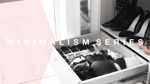 The rest of the minimalism series: