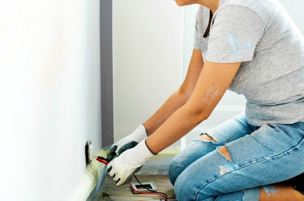 Whether you are a single mom, or have a partner around the house to help, developing DIY skills is a good idea