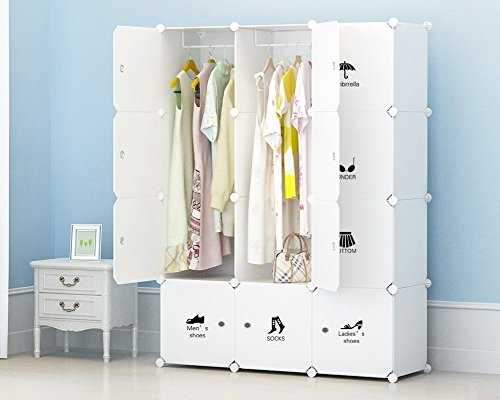 25 Best and Coolest Cloth Closets