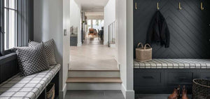 These gorgeous and budget-friendly 53 modern farmhouse entryway ideas and inspirations are going to have you craving to upgrade your very own area