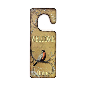 Bird Door Hanger
