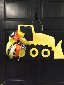 Bulldozer Door Hanger
