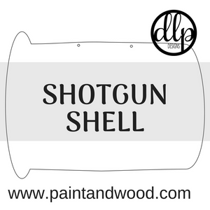 Shotgun Shell Door Hanger - Unfinished