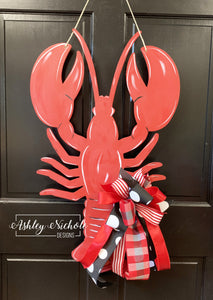 Crawfish Door Hanger