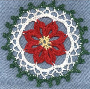 Christmas Through the Home Crochet Pattern