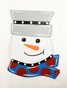 Snowman Head Attachment