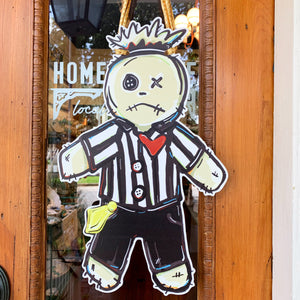 VooDoo Referee Door Hanger