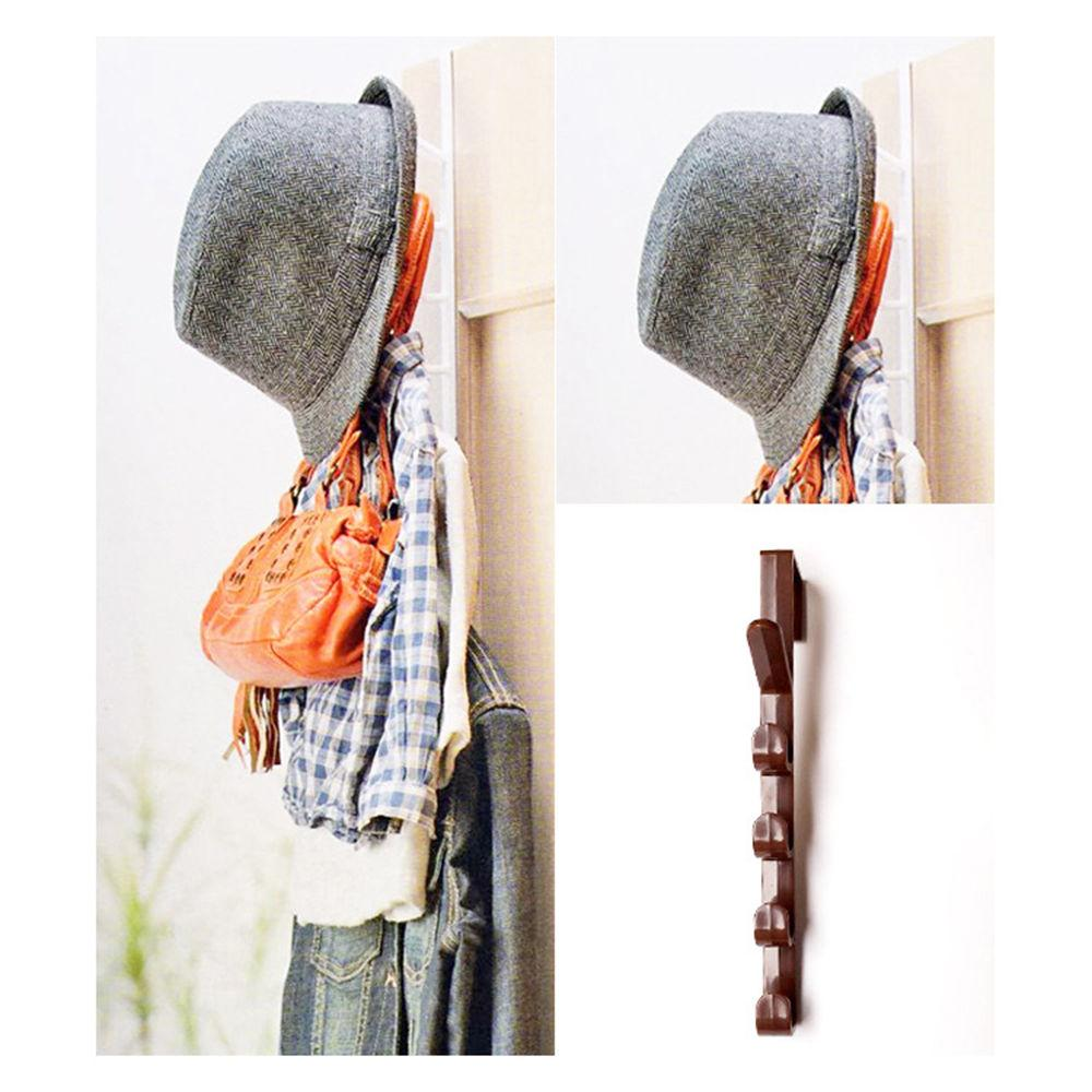 Door Hanger Hook Clothes Storage Holder Multipurpose Hanging Rack