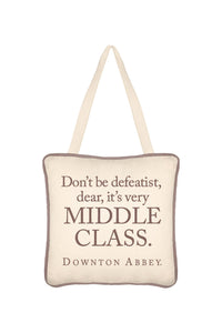 SIMPLY STATED 6x6 DOOR HANGER QUOTE COUNTESS