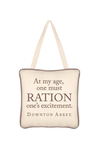SIMPLY STATED 6x6 DOOR HANGER QUOTE RATION