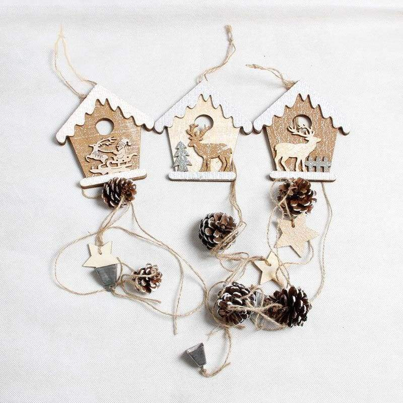 Christmas Hanging Nordic Style Wall Ornament