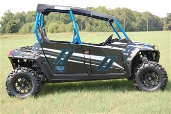 Trail Armor RZR4, RZR4XP900 GenX Doors