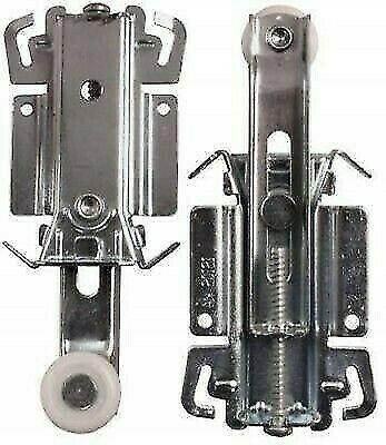 JR Products 20575 Adjustable Top Wardrobe Door Hanger Set