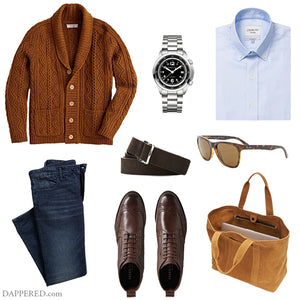 Style Scenario: Splurge Worthy (and Cheaper Alternatives) Smart Casual Cozy