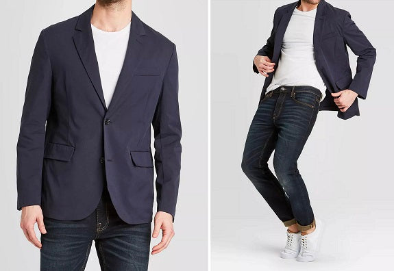 10 Best Bets for $75 or Less – Target's new Cotton-Tech Blazer, Tasty Healthy Hydro Treats, & More