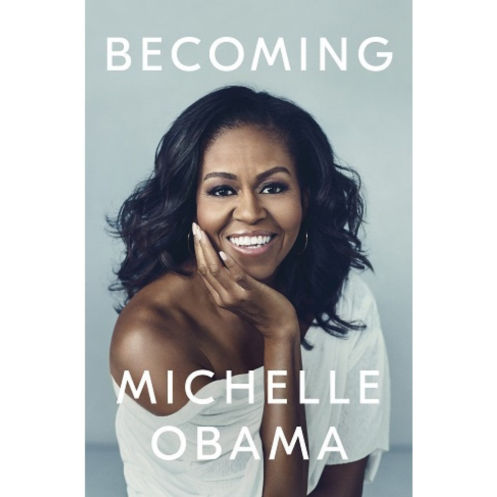Becoming by Obama, Michelle [Hardcover]