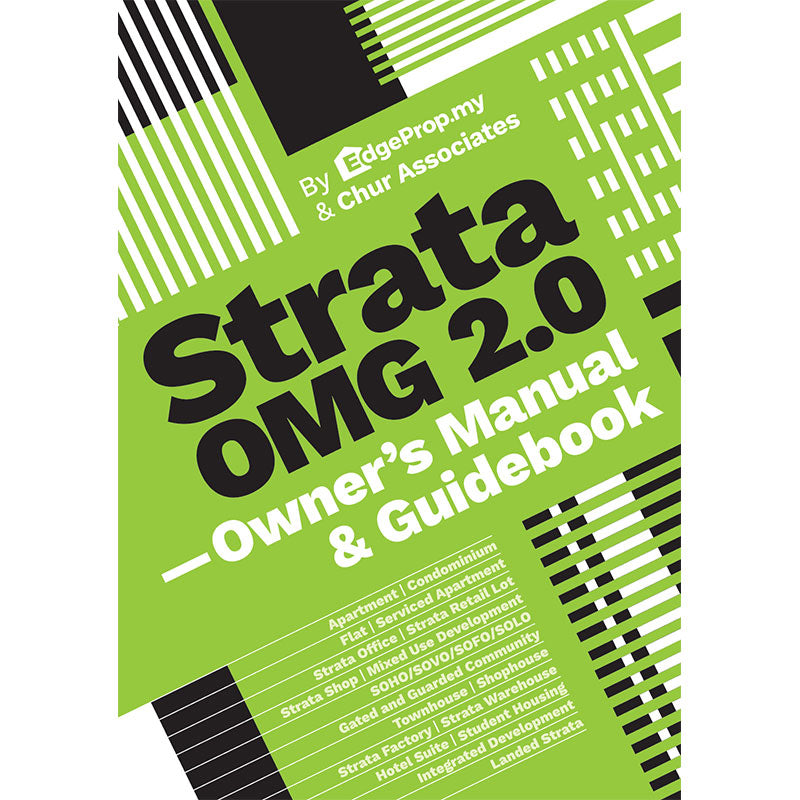 Strata OMG 2.0 – Owner's Manual & Guidebook by Edgeprop.my & Chur Associates Chris Tan