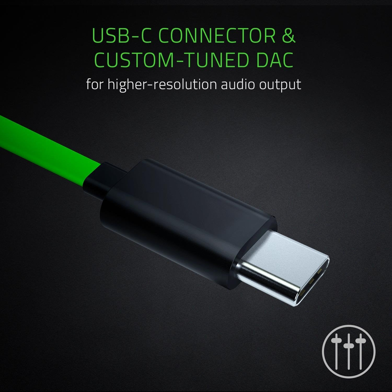 Razer Hammerhead USB C In Ear Headset