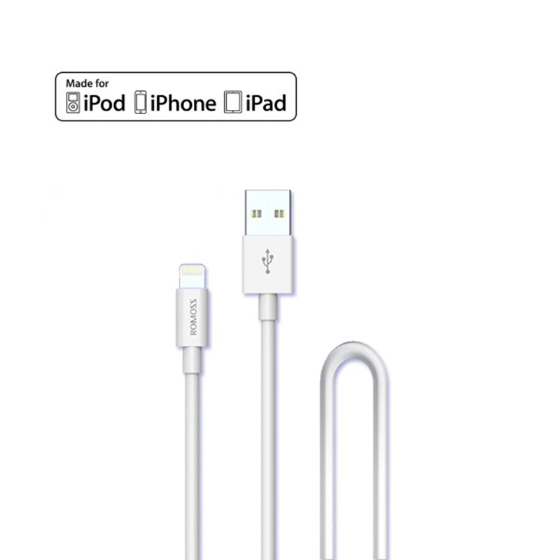 ROMOSS Apple MFi Certified Lightning To USB Cable (CB13)