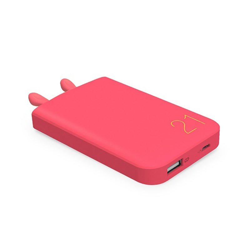 ROMOSS Lovely Elf 6000mAh Li-Polymer Power Bank