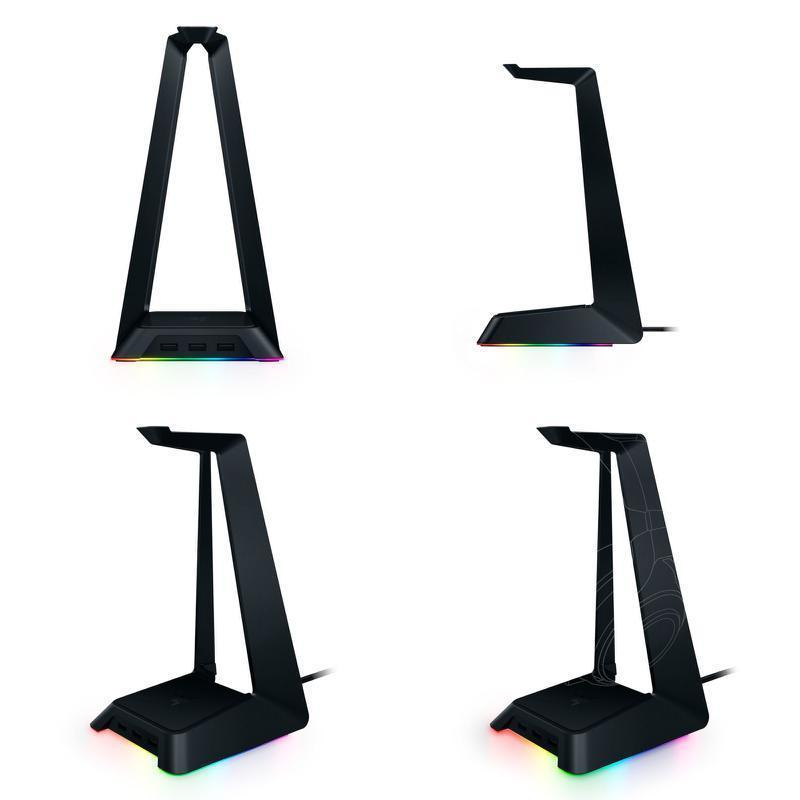 Razer Base Station Chroma Headphone Stand with USB Hub
