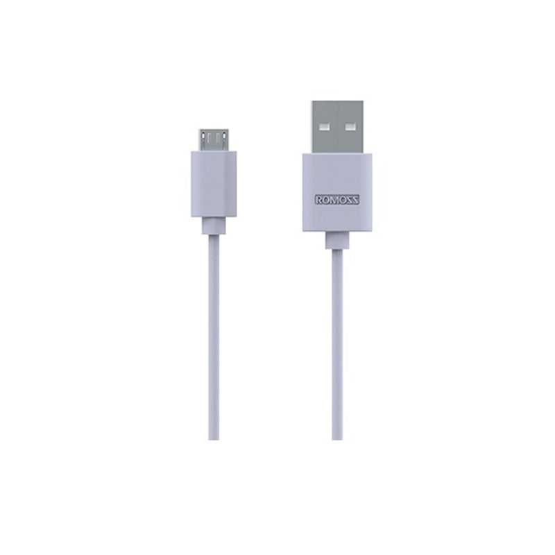 Romoss Nylon-braided Micro-USB Cable