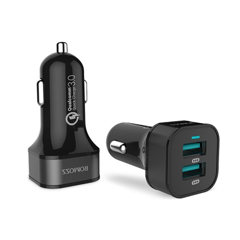 Romoss Rocket Power Pro 36 W Car Charger
