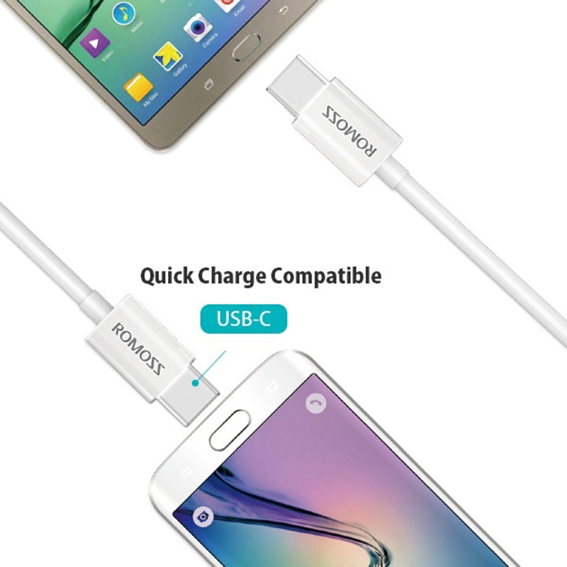 Romoss USB-C to USB-A Cable