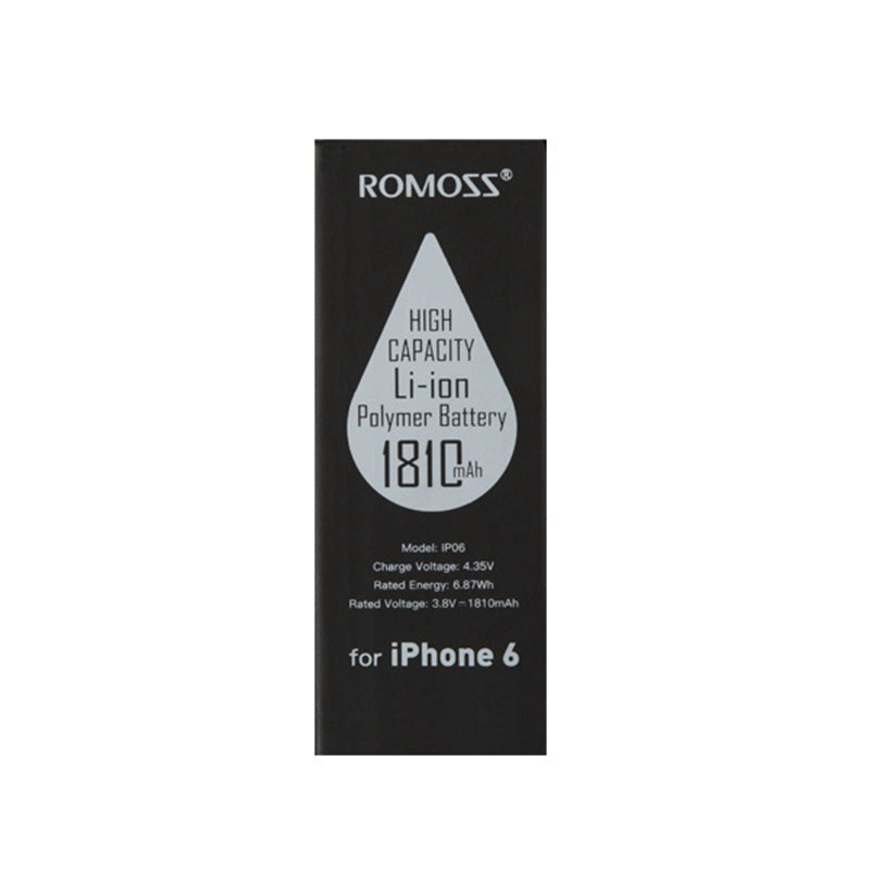 Romoss iPhone Replacement Battery for  iPhone 5S / 5C & iPhone 6 / 6 Plus