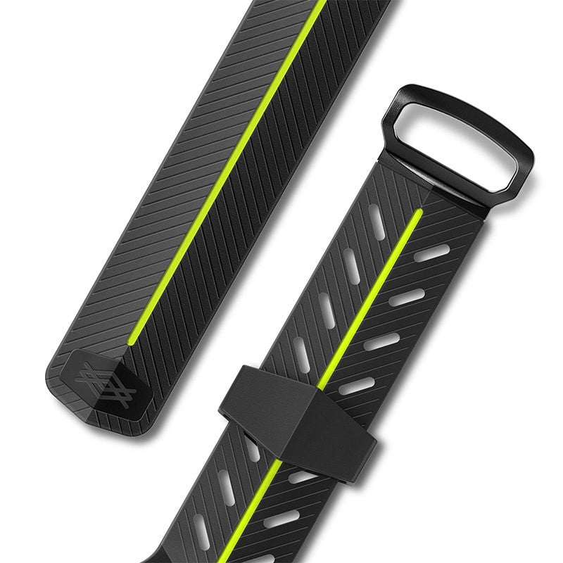 X-Doria 42mm & 44mm Action Band for Apple Watch (Black)