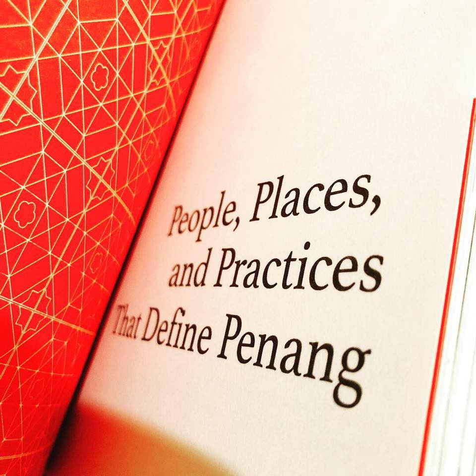 City Eye on George Town —— People, Places and Practices That Define PENANG